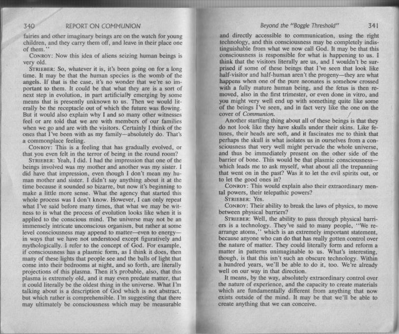 Report on Communion 2