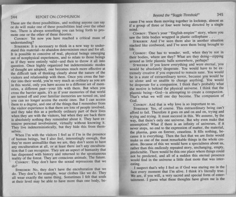 Report on Communion 4