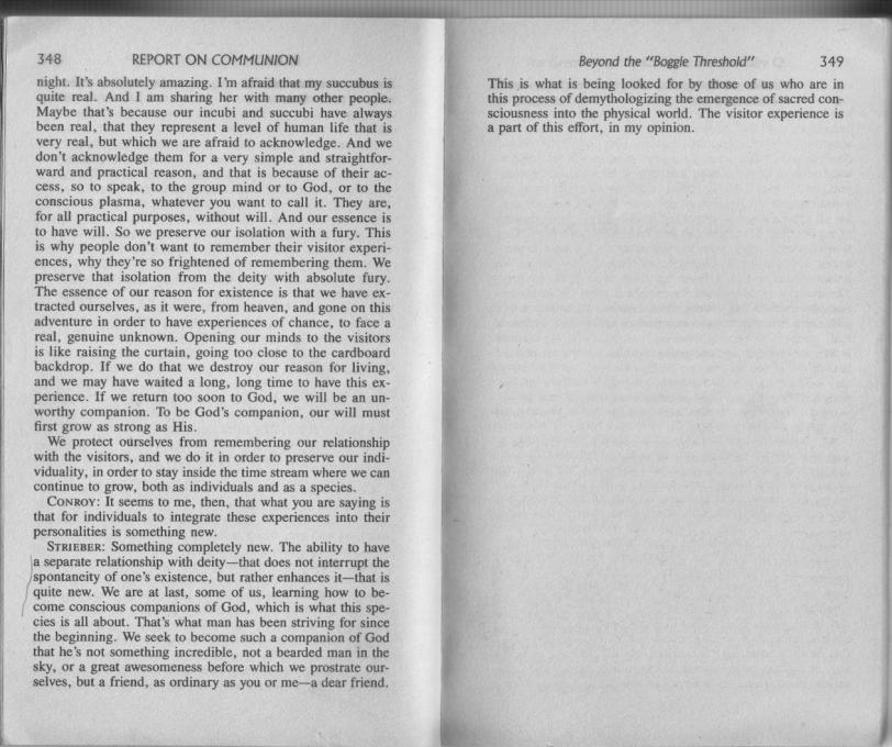 Report on Communion 6