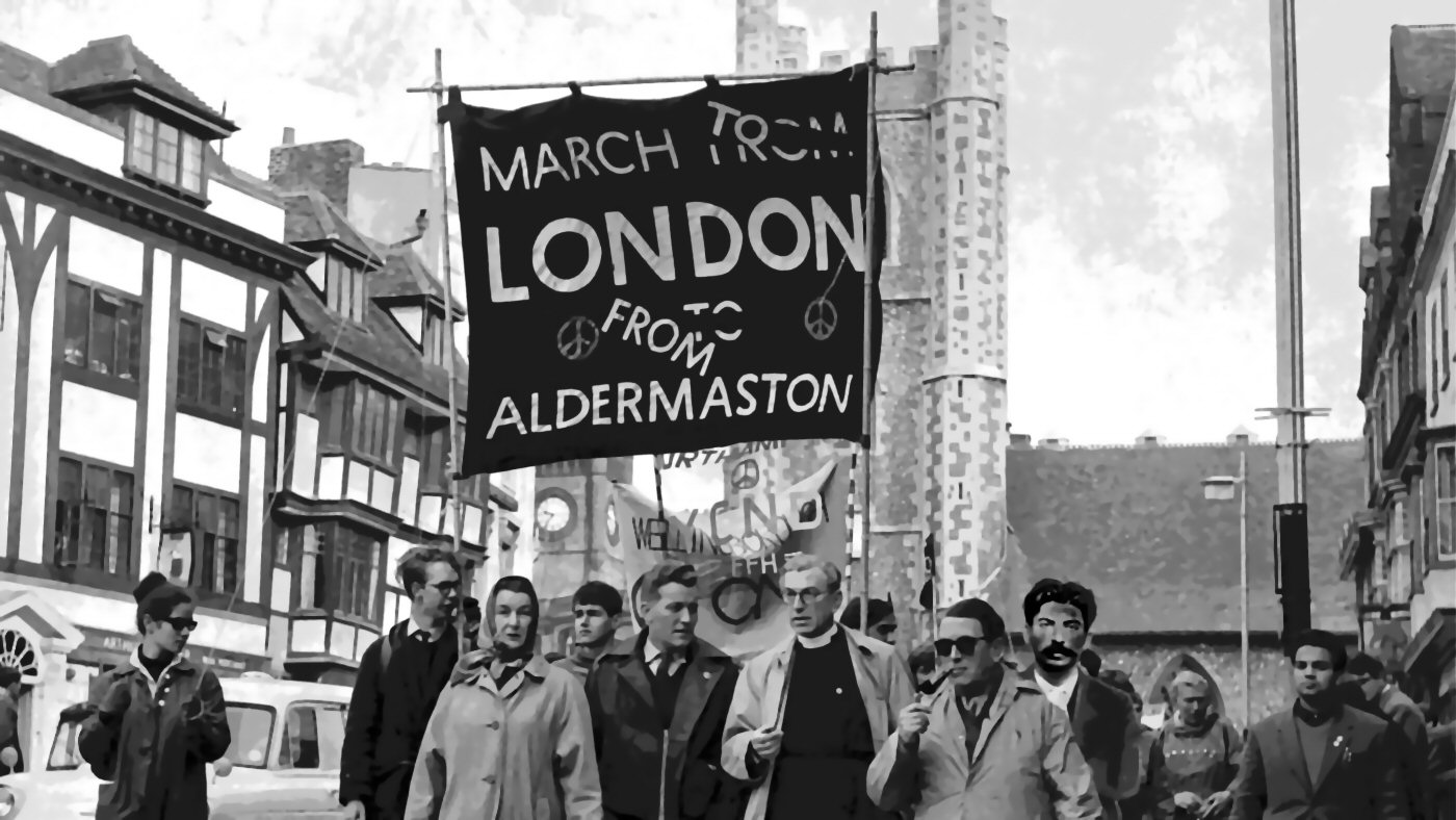 CND march