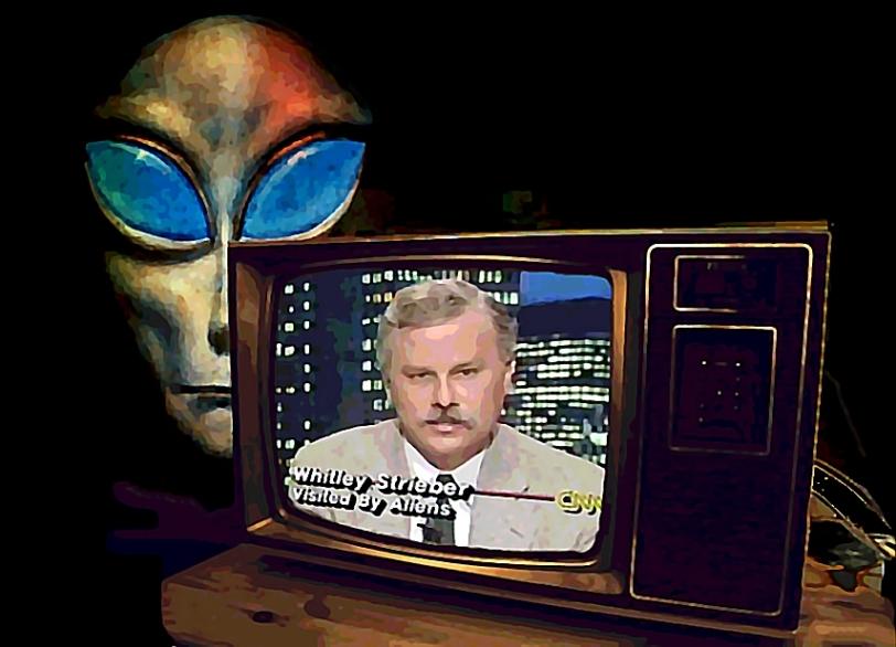 Strieber-on-TV