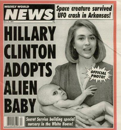 hillary-alien