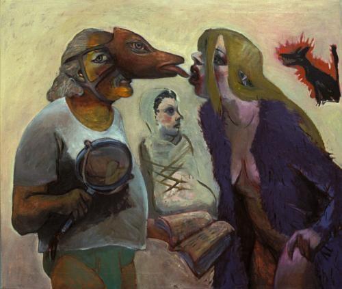 Lot's Wife by Marcelle Hanselaar